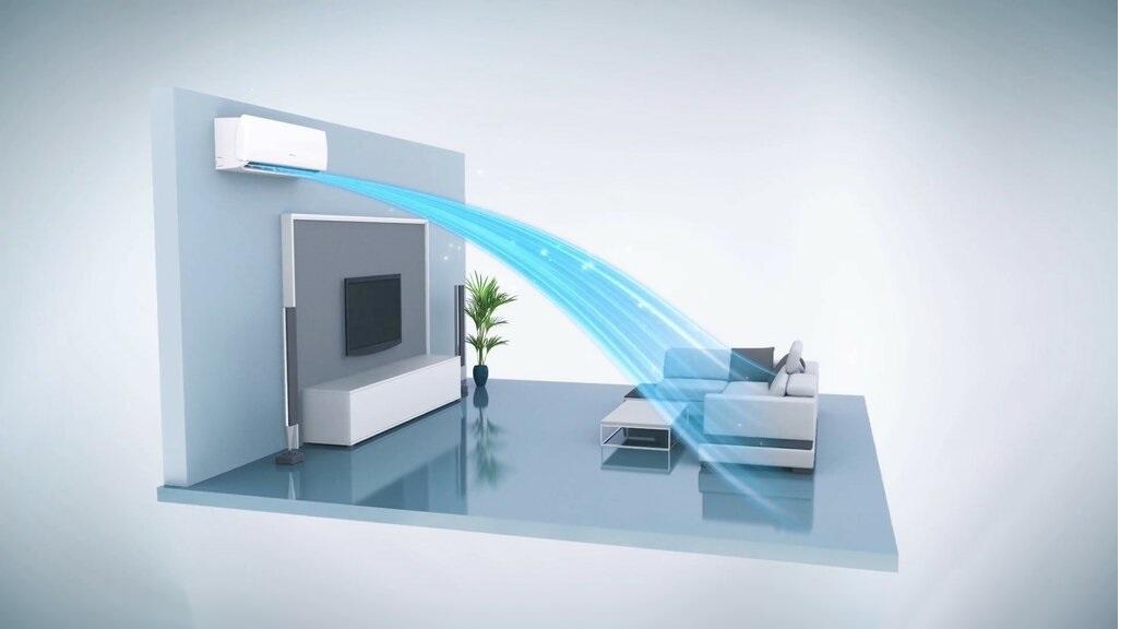 воздушный поток Fujitsu Clarios